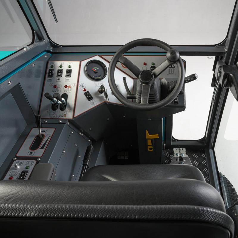 Guida di tipo automobilistico | Eureka Bull 200