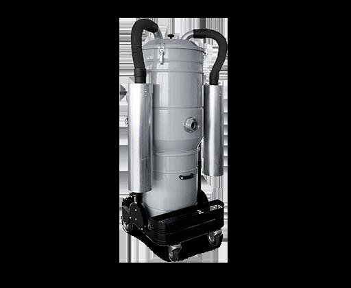 Serie aspiratori Eureka ad aria compressa