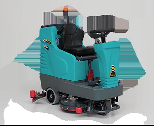 E65 lavasciuga pavimenti eureka robusta e facile da utilizzare