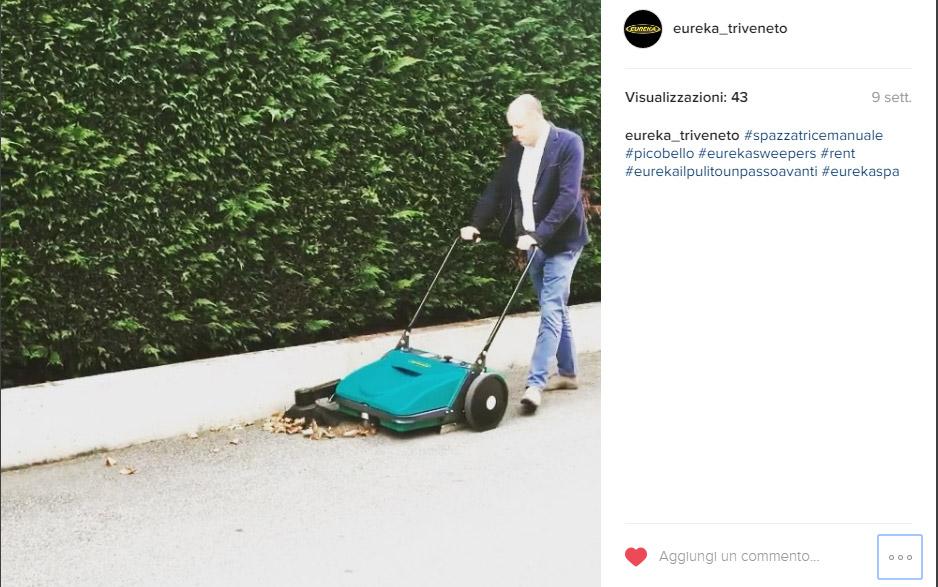 Picobello su instagram