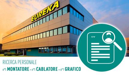 offerta di lavoro eureka