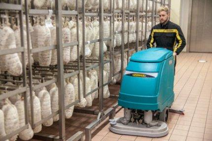 Lavapavimento in acciaio inox | Eureka Triveneto