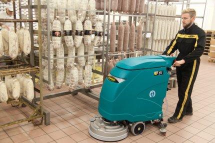 LAVASCIUGA E51 - industria alimentare - cella refrigerata